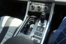 Range Rover Sport SVR - Centre Console2