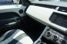 Range Rover Sport SVR - Dashboard