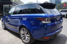 Range Rover Sport SVR - Rear View