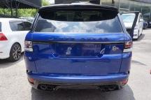 Range Rover Sport SVR - Rear View2