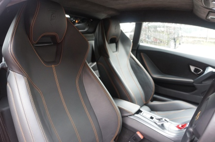 Lamborghini Huracan Ad Personam Leather Bucket Seats