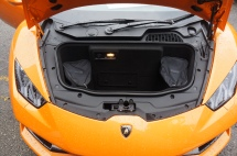 Lamborghini Huracan Front Boot Space