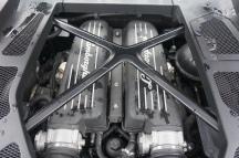 Lamborghini Huracan V10 610bhp Engine View
