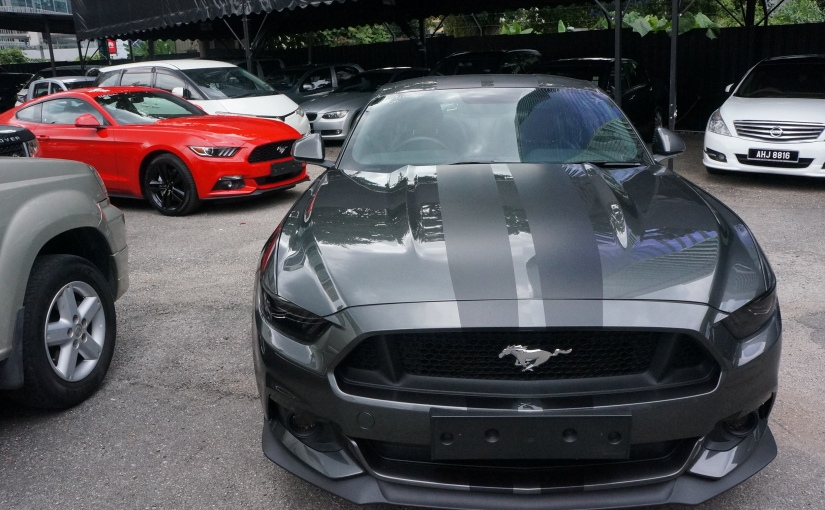 Driven: 2 Ford Mustang 2016 2.3L Ecoboost and the Ford Mustang GT 2016 V8 5.0L