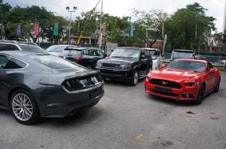Ford Mustang 2016 Both