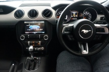 Ford Mustang 2016 - Cockpit View