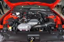 Ford Mustang 2016 - Engine View