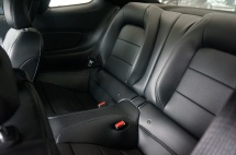 Ford Mustang 2016 - Rear Seats